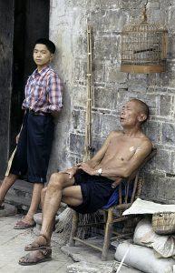 Kina 1987